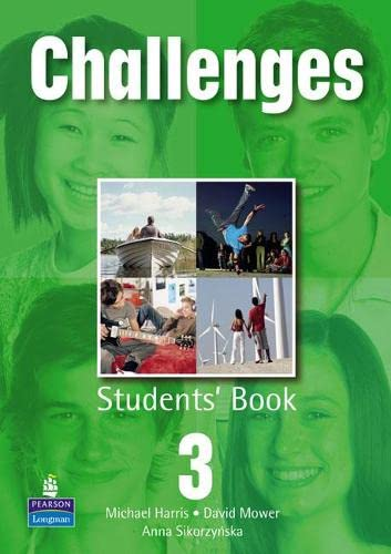 Challenges: Student Book Global Bk. 3 (Challenges)