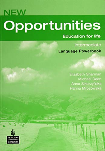 Opportunities: Global Intermediate Language Powerbook NE (Opportunities)