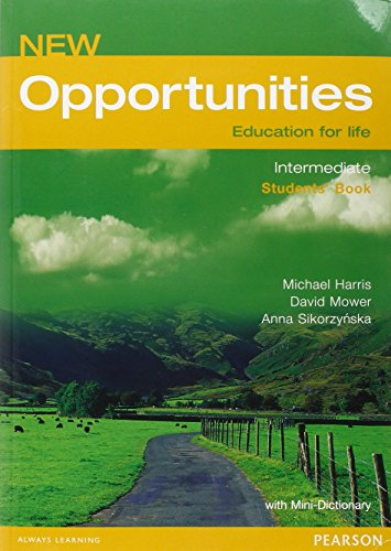 Opportunities Global Intermediate Students' Book (Opportunities)