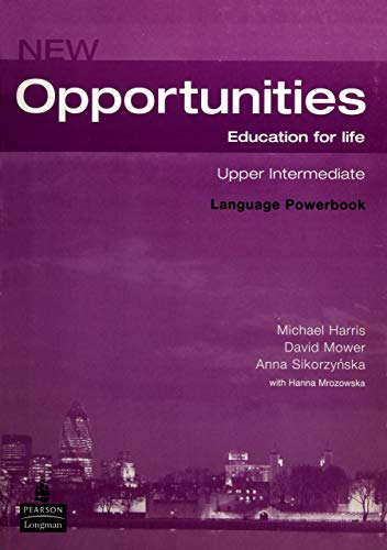 Opportunities Global Upper-Intermediate Language Powerbook NE (Opportunities)