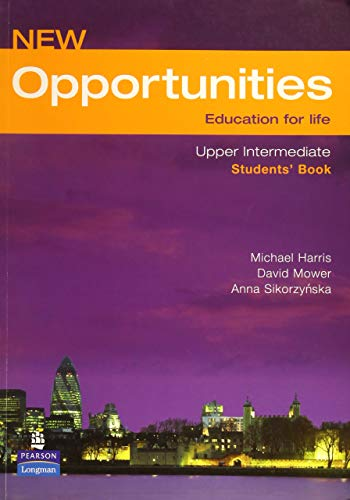 Opportunities Global Upper-Intermediate: Students' Book NE (Opportunities)