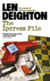 The Ipcress File - book cover picture
