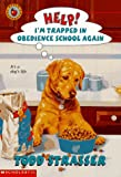 Help! I'm Trapped in Obedience School Again (Help, I'm Trapped) - book cover picture