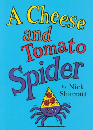Cheese and Tomato Spider Novelty Picture Book