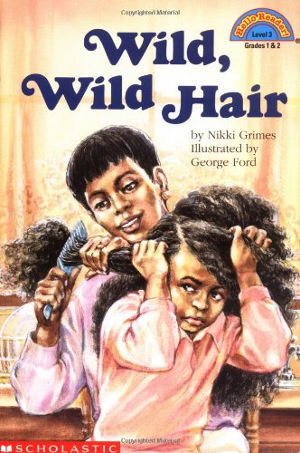 Kandyland Book Review Wild Wild Hair