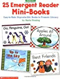 25 Emergent Reader Mini-Books (Grades K-1) - book cover picture