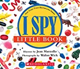 I Spy Little Book (I Spy) - book cover picture