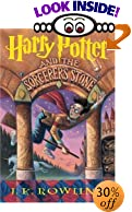 Harry Potter and the Sorcerer's Stone (Book 1) by  J. K. Rowling, Mary GrandPre (Illustrator) (Hardcover - September 1998)