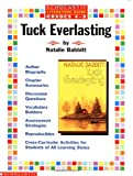 Literature Guide: Tuck Everlasting (Grades 4-8) - book cover picture