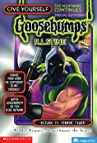 Return to Terror Tower (Give Yourself Goosebumps Special Edition, No 2) de R. L. Stine