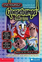 Give Yourself Goosebumps Special Edition, No 03: Trapped in the Circus of Fear de R. L. Stine