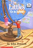 The Littles Go to School (1983) (Book) written by John Peterson
