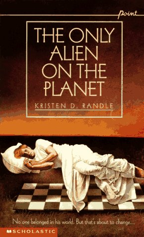 The Only Alien on the Planet, Randle, Kristen D.