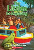 The Littles Go Exploring (1978) (Book) written by John Peterson