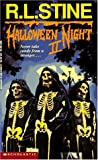 Halloween Night II - book cover picture
