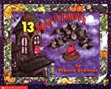 The 13 Nights of Halloween - book cover picture