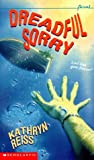 Dreadful Sorry (Point Signature) - book cover picture