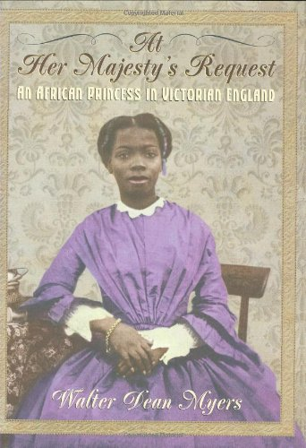 [At Her Majesty's Request: An African Princess in Victorian England]