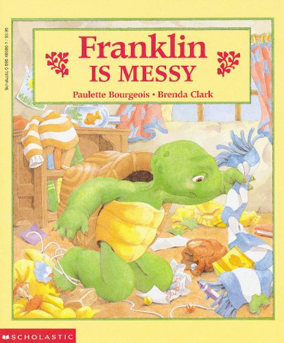 Franklin Is Messy, Bourgeois, Paulette