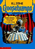 Goosebumps Monster Edition 1: Welcome to Dead House, Stay Out of the Basement, and Say Cheese and Die!