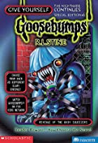 Revenge Of The Body Squeezers (Give Yourself Goosebumps Special) de R. L. Stine