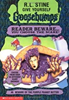 Beware of the Purple Peanut Butter (Give Yourself Goosebumps, No 6) de R. L. Stine