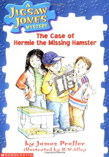 The Case of Hermie the Missing Hamster (A Jigsaw Jones Mystery, No 1)