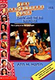 Dawn and the Big Sleepover (Baby-Sitters Club, 44) - book cover picture
