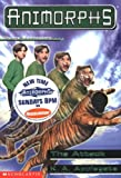 Animorphs #26 : The Attack (Animorphs) - book cover picture