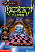 It's Only a Nightmare! (Give Yourself Goosebumps, No. 32) de R. L. Stine