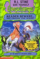 The Knight in Screaming Armor (Give Yourself Goosebumps) de R. L. Stine