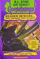 Attack of the Beastly Baby-Sitter (Give Yourself Goosebumps, No 18) de R. L. Stine