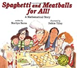 Spaghetti And Meatballs For All (Marilyn Burns Brainy Day Books)