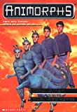Animorphs #08 : The Alien (Animorphs) - book cover picture