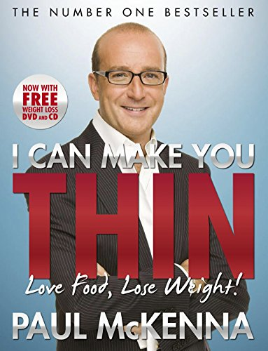 I Can Make You Thin - Love Food, Lose Weight: New Full Colour Edition (Includes Free DVD and Cd) (Pa