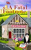 A Fatal Footnote by Margaret Loudon