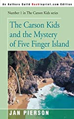The Mystery of Five Finger Island