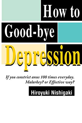 How to Good-bye Depression Book Cover Picture