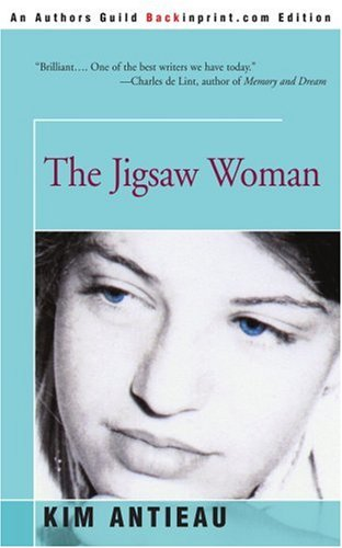 The Jigsaw Woman, Antieau, Kim