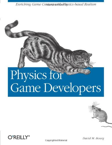Physics for Game Developers, Bourg, David M