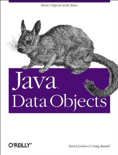 Book Cover: Java Data Objects