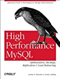 high performance mysql book cover