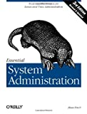 Essential System Administration, Third Edition - book cover picture