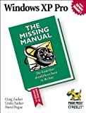 Windows XP Pro The Missing Manual