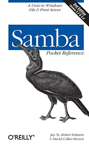 Samba Pocket Reference (Pocket Reference)