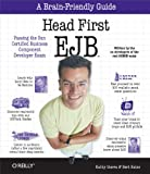 Head First EJB (Brain-Friendly Study Guides; Enterprise JavaBeans) - book cover picture