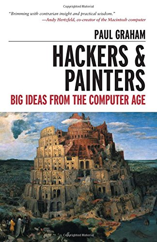 232. Hackers and Painters: Big Ideas from the Computer Age