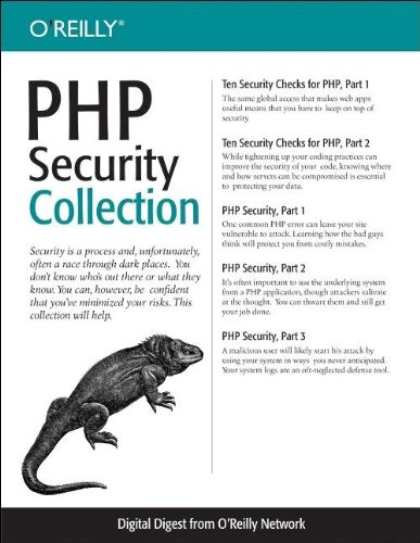 Php Security Collection - Pdf