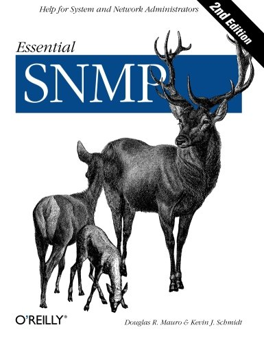 Book Cover: Essential SNMP, Second Edition