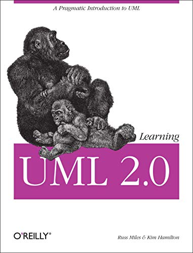 Book Cover: Learning UML 2.0